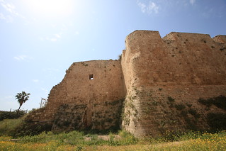 Part of Dahr el Omar's City Wall, Acre _IMG_1764_Itamar Grinberg