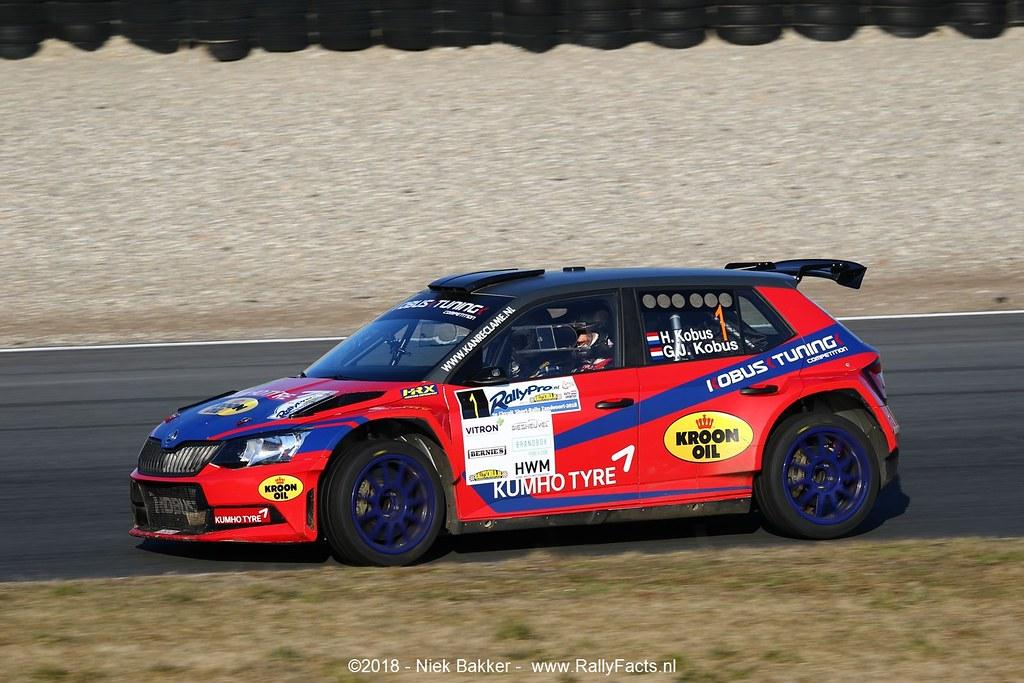 7e RallyPro Circuit Short Rally