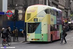 Wrightbus NRM NBFL - LTZ 1156 - LT156 - eBay - Hammersmith 10 - RATP Group London - London 2017 - Steven Gray - IMG_6060