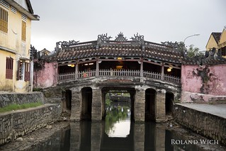 Hoi An - Japanese Bridge