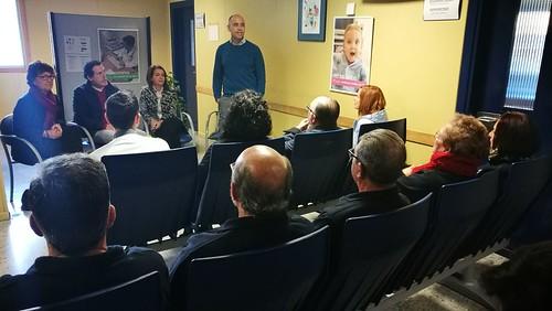 Jornada de Salud Comunitaria de Santa Ana y Las Portadas
