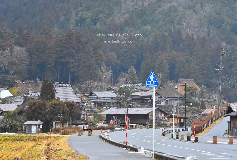 日本京都 美山 茅草屋 交通 巴士34