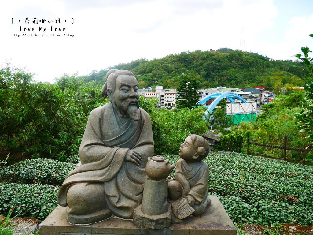 坪林老街一日遊景點石雕公園 (26)