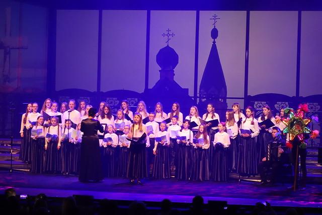Koncert chóru dziecięcego w Operze Podlaskiej 2018