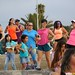 Zumba Junto al Mar