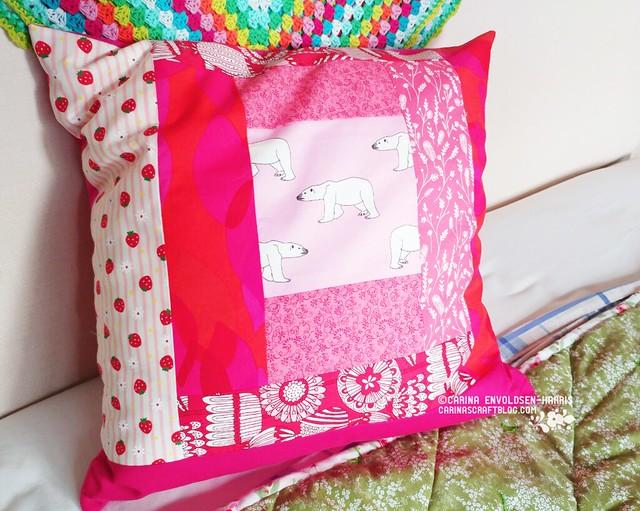 Cushion birthday present