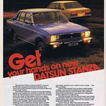 Sat, 2018-01-20 13:48 - Datsun Stanza 1978