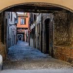 Ferrara - scorcio