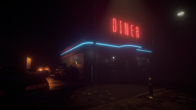 Those Who Remain - Diner