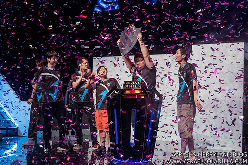 Galaxy Battles - VGJ Thunder Wins