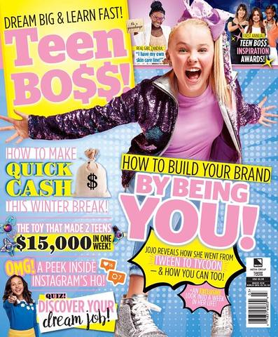 Teen Boss magazine