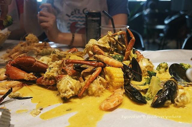 7.Crab Factory @ Johor
