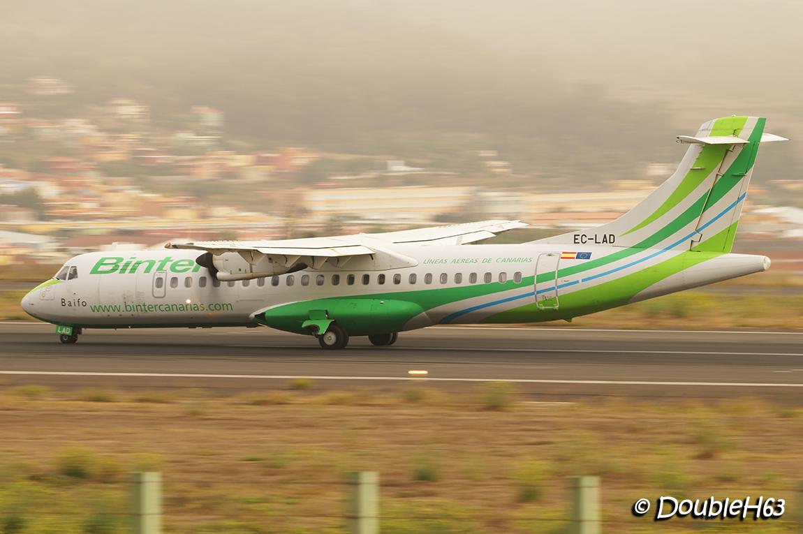 EC-LAD ATR72 Binter TFN