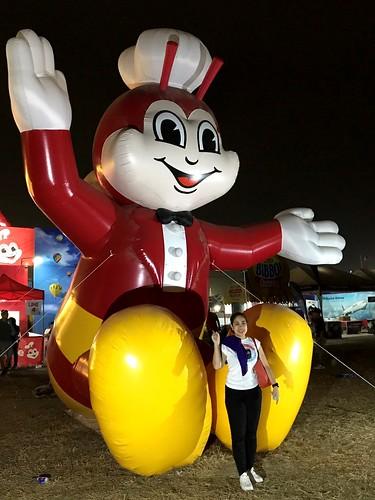 jollibee inflatable