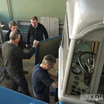 Restauration Trolleybus 25