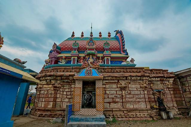 Thinnakonam -Pasupathisvarar Temple- Musiri Taluk - Tiruchirapalli District.