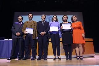 Acto Homenaje 25 Años de Servicio a PAS y PDI  (198)