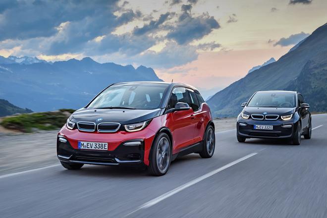 [新聞照片一]BMW i3、BMW i3s分期零利率專案現正實施
