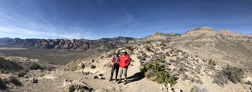 Las Vegas - Turtlehead Peak with Tamme and Jim