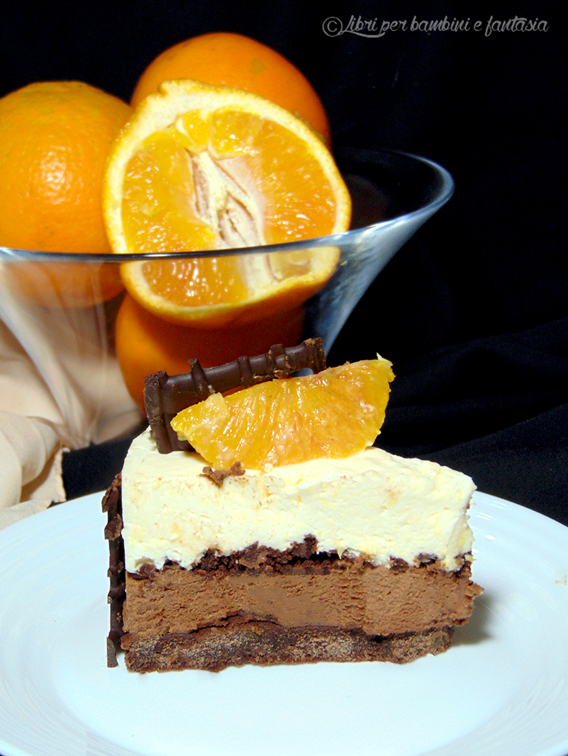 torta mousse cioccolato e arancio6