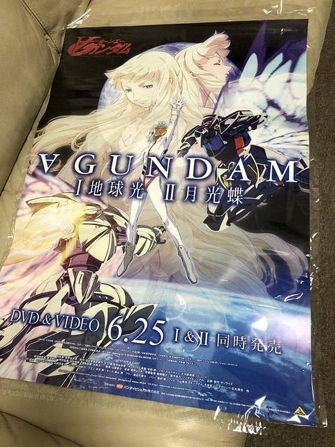 Turn A Gundam Poster
