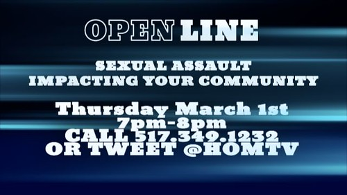 LIVE Call-In Show: Sexual Assault Impacting Your Community