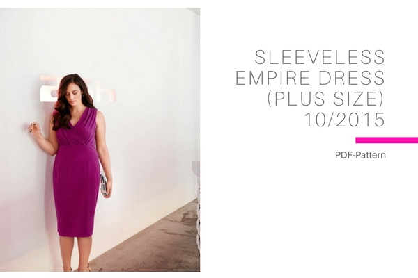 Sleeveless Empire Dress