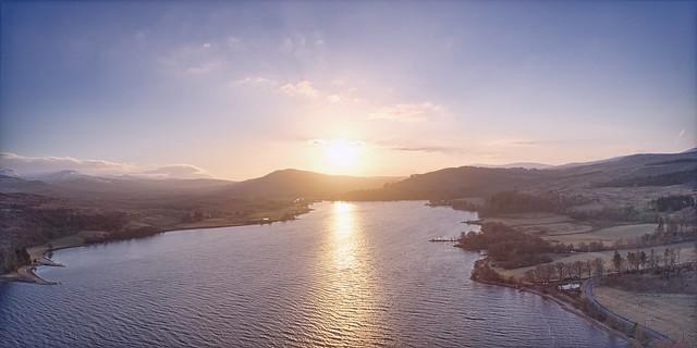 Loch Rannoch Sunset