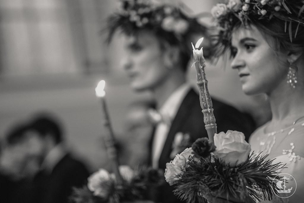 28 января 2018, Венчальная литургия. Петр и Ольга / 28 January 2018, Wedding Liturgy. Peter and Olga