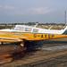 Piper PA30-160 Twin Comanche C G-AXSP Gatwick 31-3-70