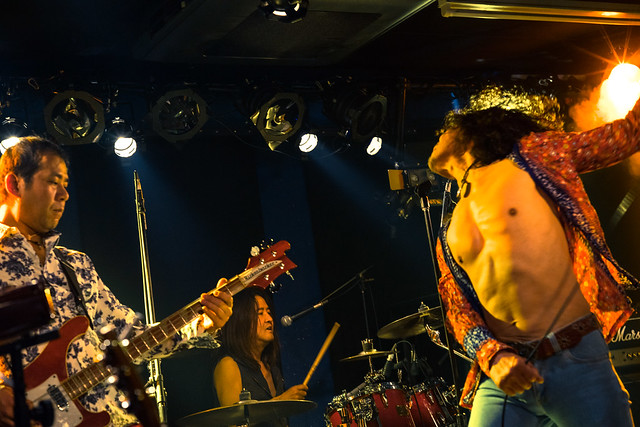 Tangerine live at 獅子王, Tokyo, 06 Feb 2018 -00401