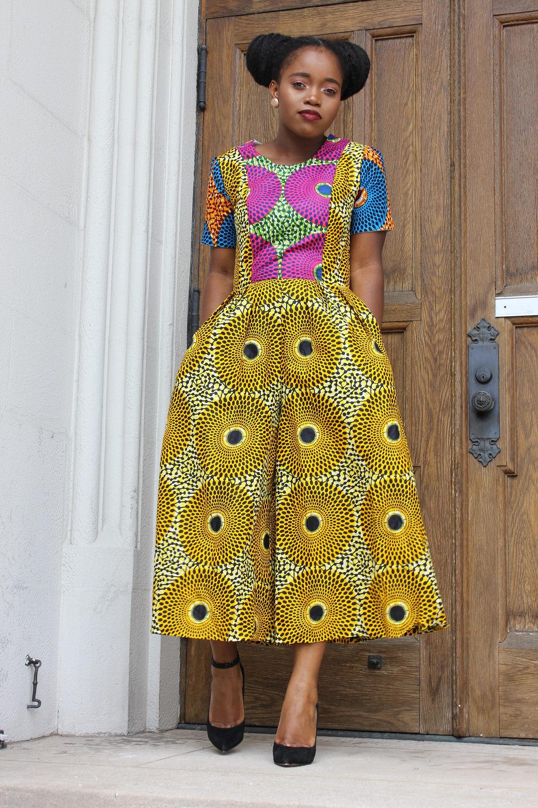 Simple Mishono Ya Nguo Za Vitambaa 2018 , Fashionre
