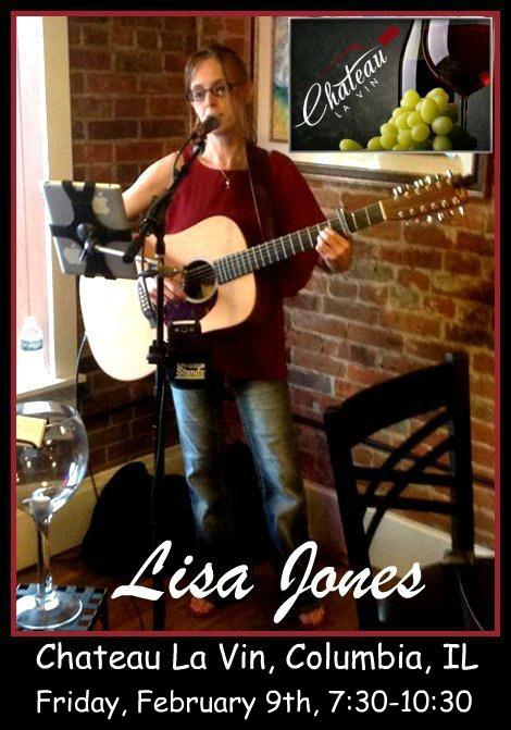 Lisa Jones 2-9-18