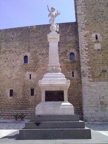 eccidio 1799 - piazza dei martiri