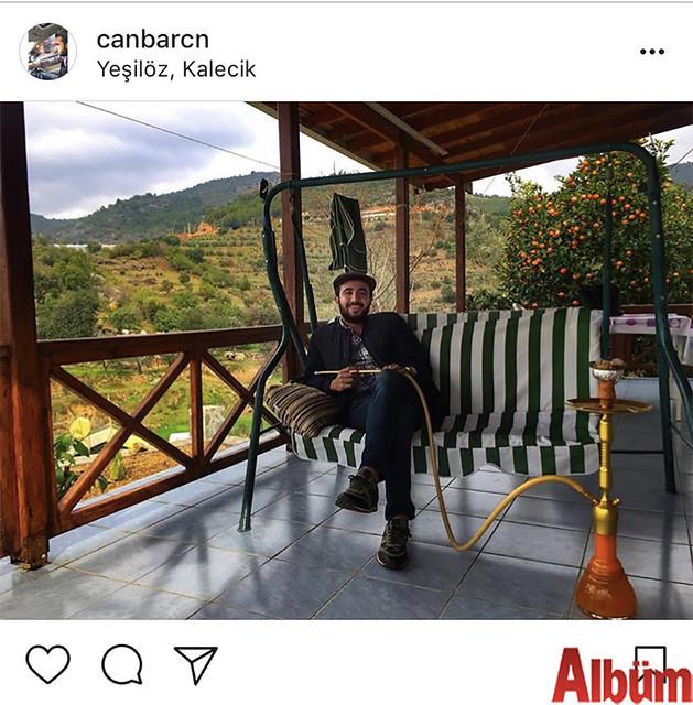İpekevi Can Tekstil Sahibi Can Barcın, Yeşilöz Kalecik'te doğayla iç içe keyifli bir hafta sonu geçirdi.