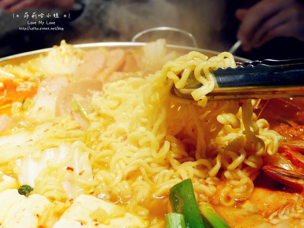 台北松山區美食推薦韓國料理餐廳漢陽館 (2)