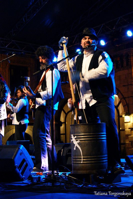 """Концерт группы """"Terraross"""" в Которе"""