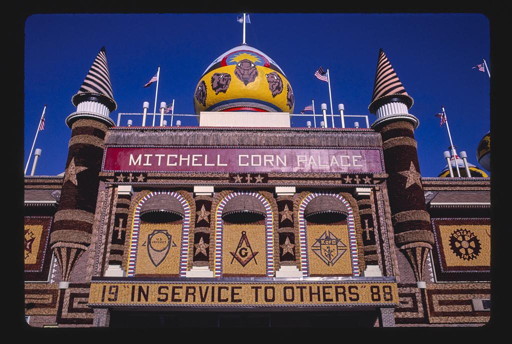 Mitchell Corn Palace, Mitchell, South Dakota (LOC)
