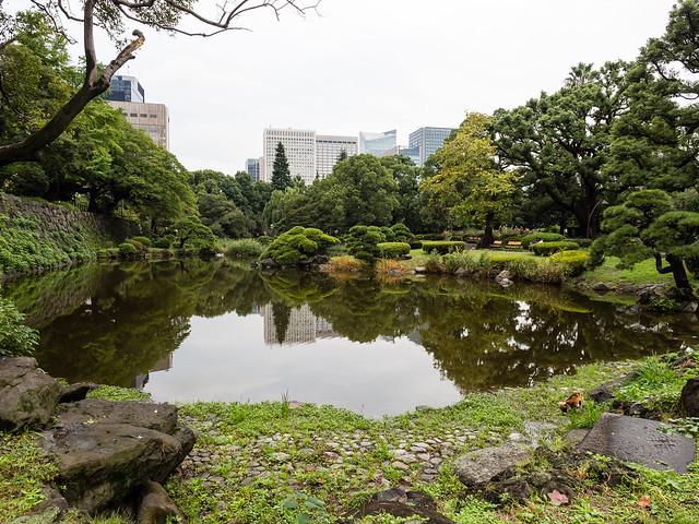 Hibiya Koen - Tokyo 2017