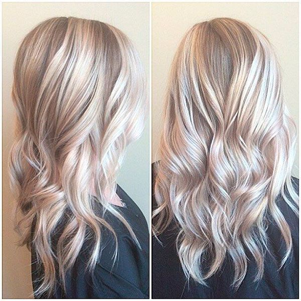 Latest Ash Blonde Hair Color Ideas For Women 2018 Fashionre