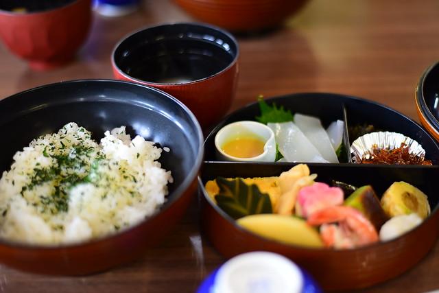 宇治 喜桜茶屋 昼飯