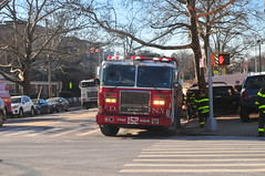 FDNY Tower Ladder 152