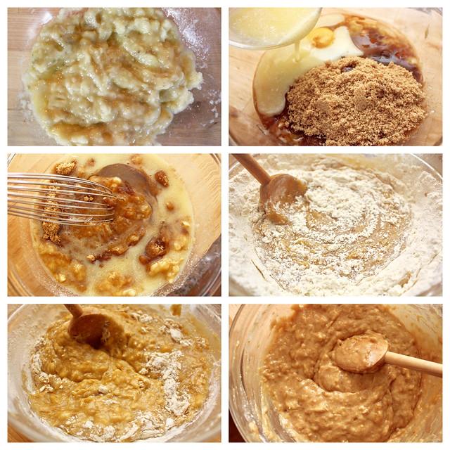 Choc Chip Cheesecake Banana Bread - 24