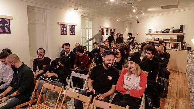 Koln Studio + Nacho Padilla & Playrestart by Fedrigoni Club