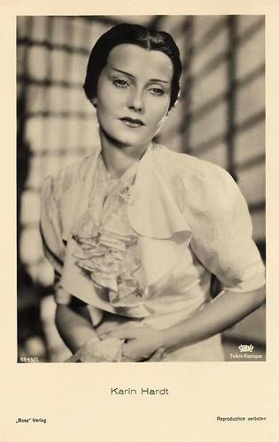 Karin Hardt in Port Arthur (1936)