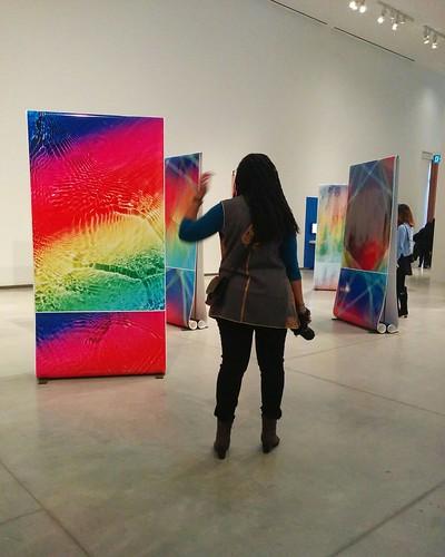 Taisuke Koyama, Rainbow Variations (4) #toronto #artgalleryofontario #taisukekoyama #rainbow #photography #latergram