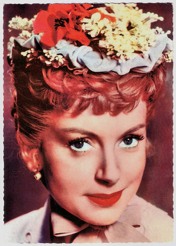 Deborah Kerr in The King and I (1956).