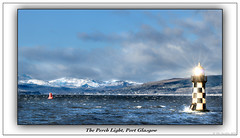 The 'Perch Light' Port Glasgow.