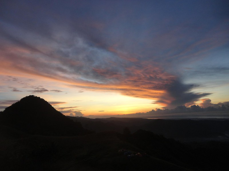 Mt. Naopa dawn