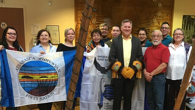 Fort Chipewyan elders care centre gets support